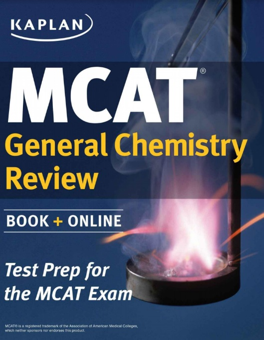 Click Here To Download Kaplan MCAT General Chemistry Review 2015