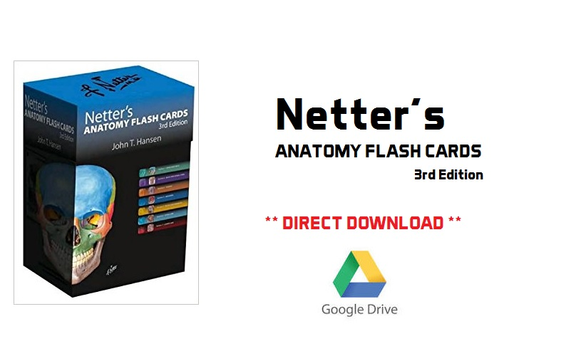Netters Anatomy Flash Cards PDF Free Download