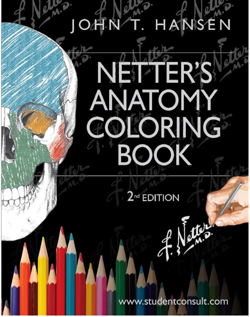 FILE SIZE 25 MB Below Are Direct Download Links Which You May Use For Accessing The Netters Anatomy Coloring Book PDF