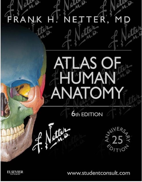 Netters Atlas Of Human Anatomy 6th Edition