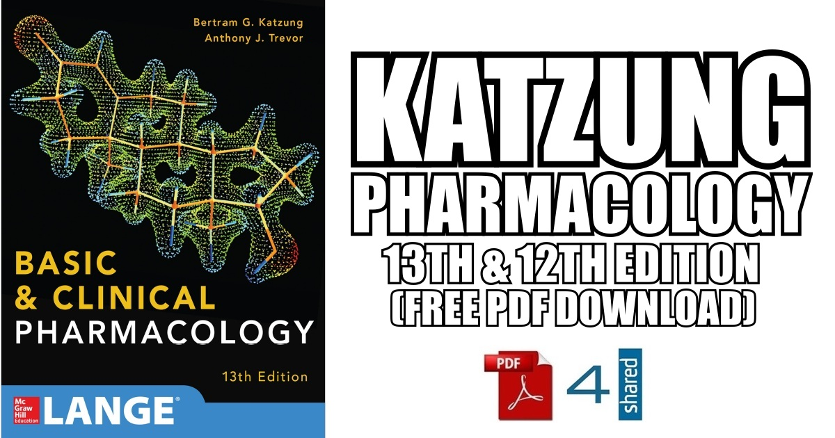 Katzung Pharmacology PDF Free Download [Direct Link]