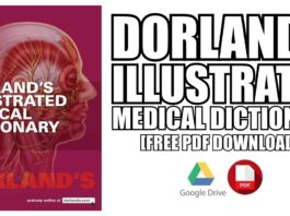 Dorland's Illustrated Medical Dictionary PDF