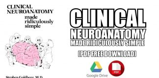 Clinical Neuroanatomy Made Ridiculously Simple PDF