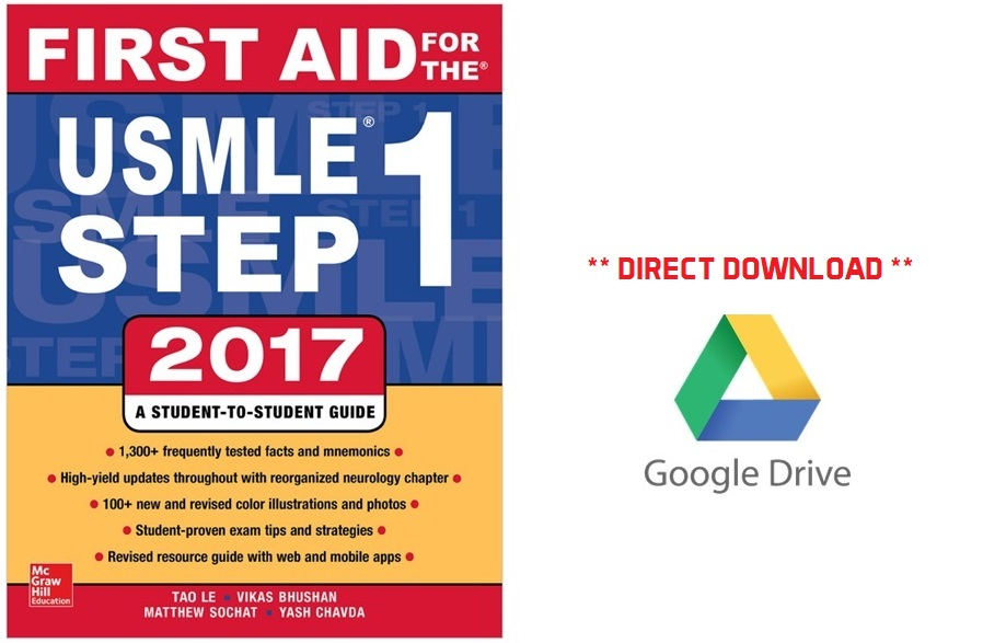 First Aid for the USMLE Step 1 (2017)
