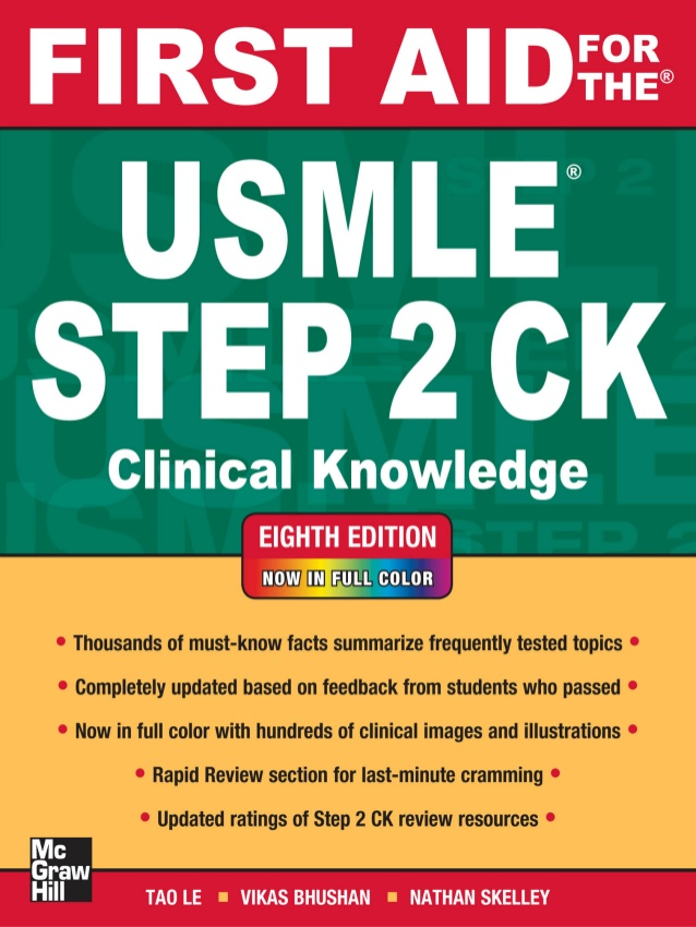 Master the Boards USMLE Step 2 CK Book