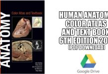 Human Anatomy, Color Atlas and Textbook 6th Edition 2017 (Free PDF Download)