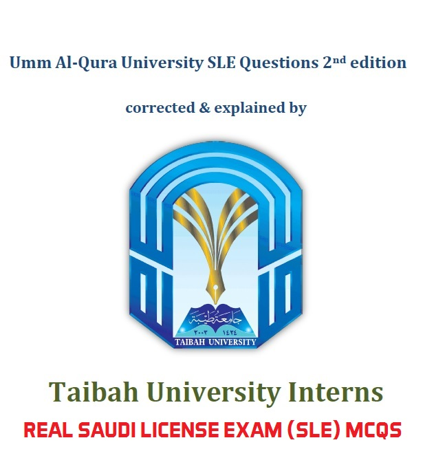 Study material for haad moh dha and dhcc license exams 2 umm al qura university sle questions fandeluxe Choice Image