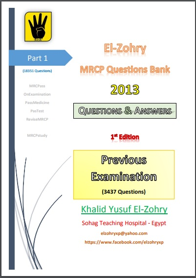 Mrcp part 1 questions bank pdf download 18000 real questions this google drive repository contains mrcp part 1 questions from a number of sources which include the following fandeluxe Gallery