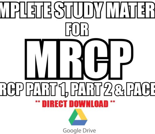 MRCP Archives | Page 4 of 7 | Medicos Republic