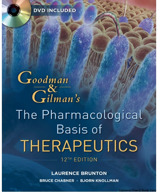 Goodman & Gilman's Pharmacology PDF Free Download