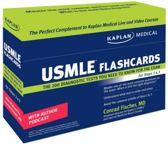 Kaplan Medical USMLE Diagnostic Test Flashcards PDF Free Download
