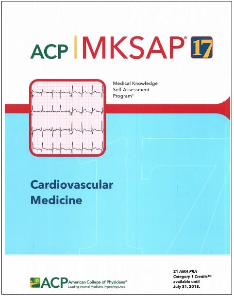 MKSAP 17 Content Screenshot