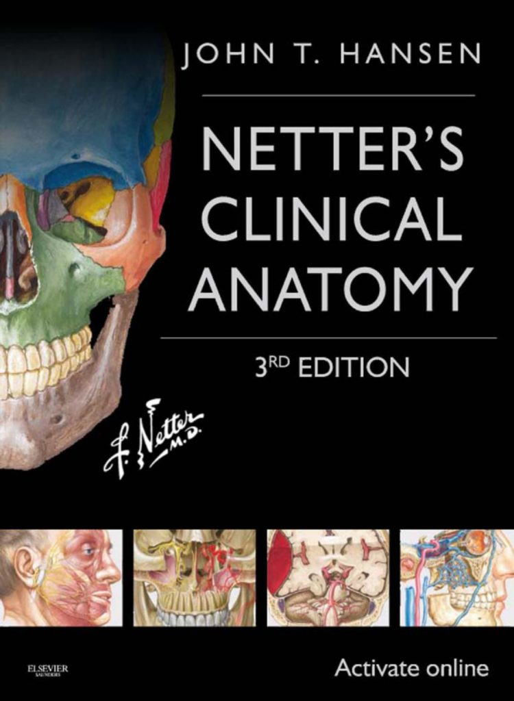Netters Clinical Anatomy 3rd Edition Pdf Free Download Direct Link
