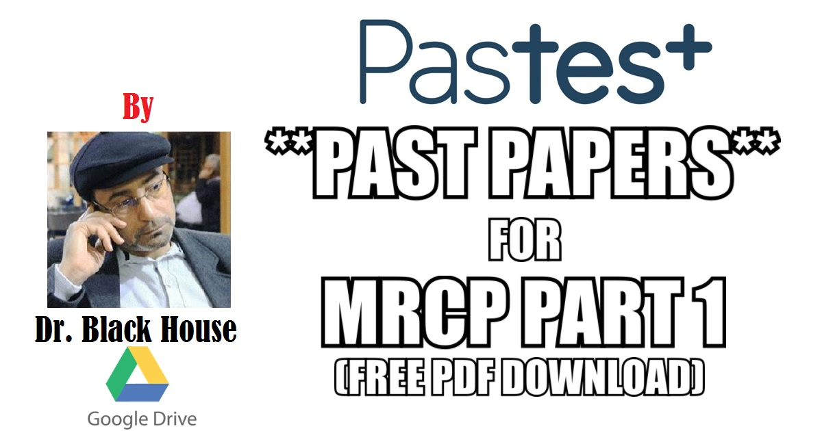 Pastest past papers for mrcp part 1 pdf free download direct links in fandeluxe Gallery