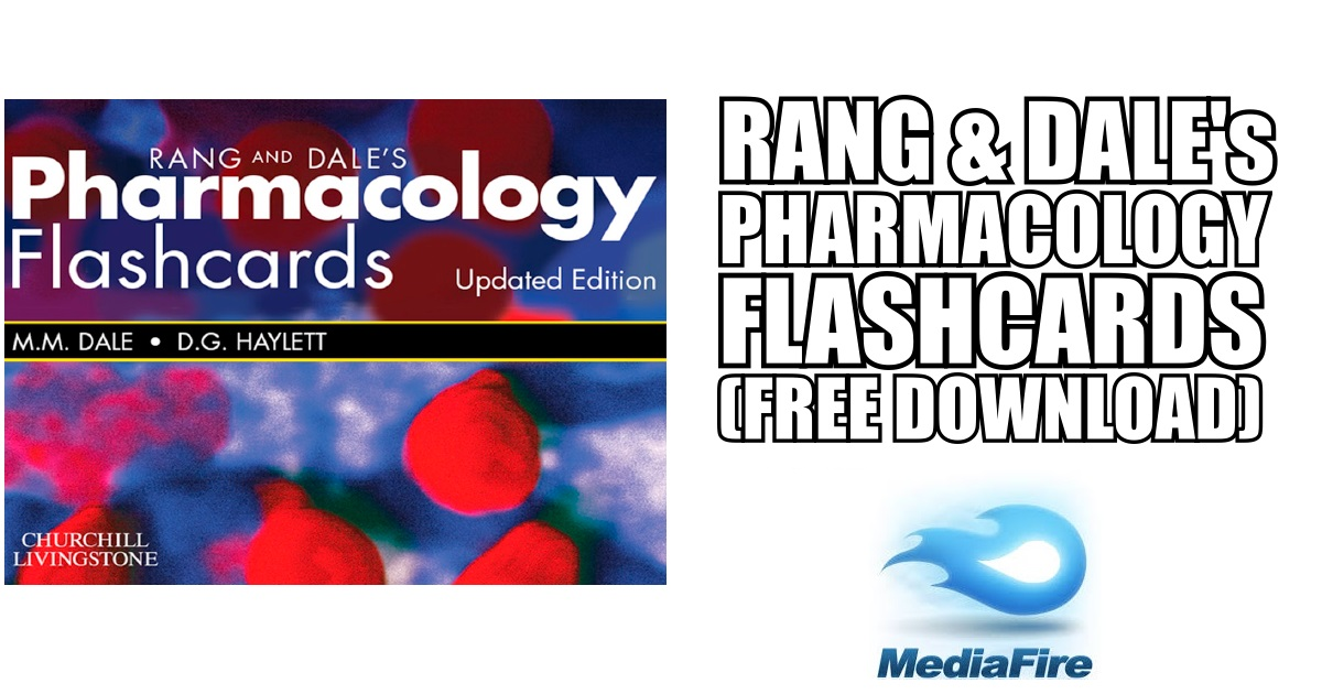 Rang & Dale s Pharmacology - 8th Edition