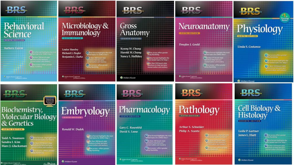 All BRS Books PDF