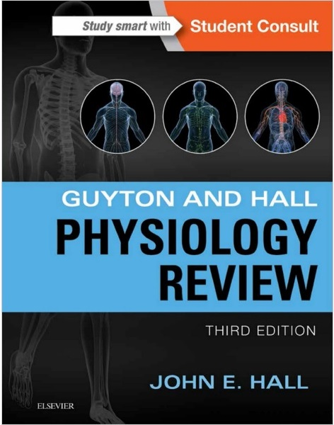 Guyton and Hall Physiology Review (Cover)