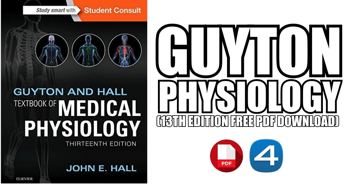 Physiology pdf hall guyton