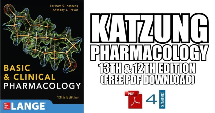 Lippincott Pharmacology pdf Review (Download PDF)   CME & CDE