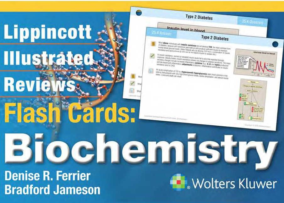 Lippincott Biochemistry Flash Cards PDF Free Download