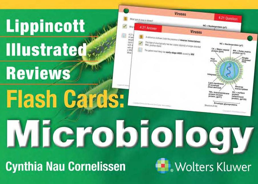 Microbiology Flash cards PDF