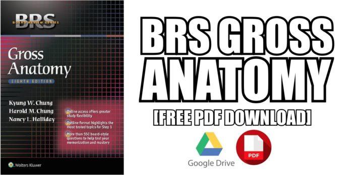 BRS Gross Anatomy PDF