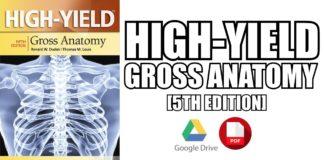 High-Yield Gross Anatomy PDF