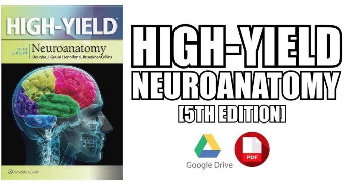 High-Yield Neuroanatomy PDF