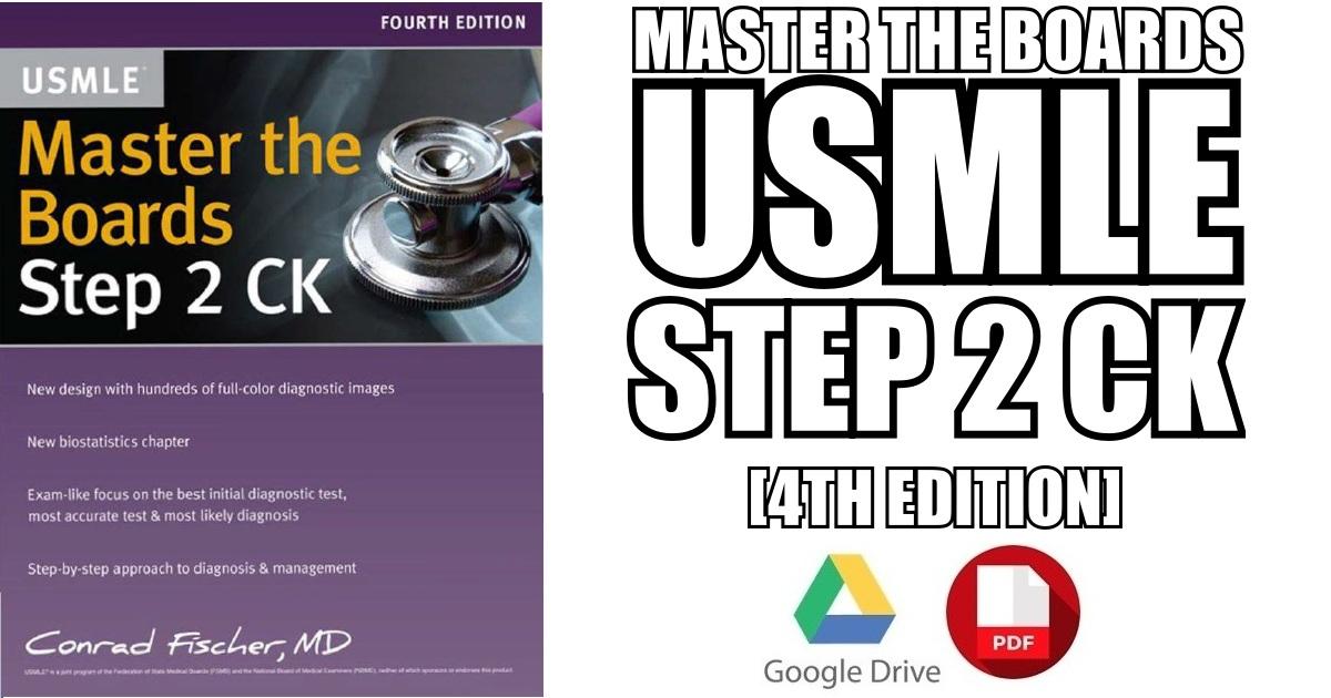 Master The Boards Step 2 Ck 2nd Edition Errata :: walpieffaneq cf