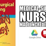 Medical-Surgical Nursing Made Incredibly Easy PDF