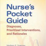 Nurse's Pocket Guide PDF