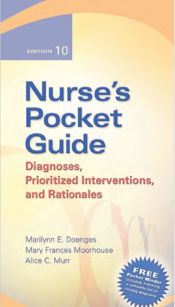 Nurse's Pocket Guide PDF
