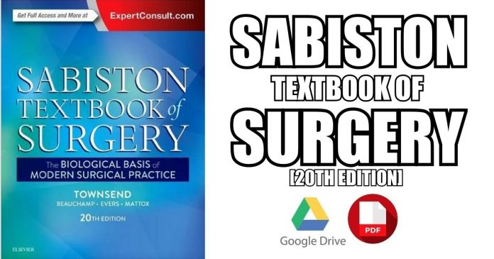 Sabiston Textbook of Surgery PDF