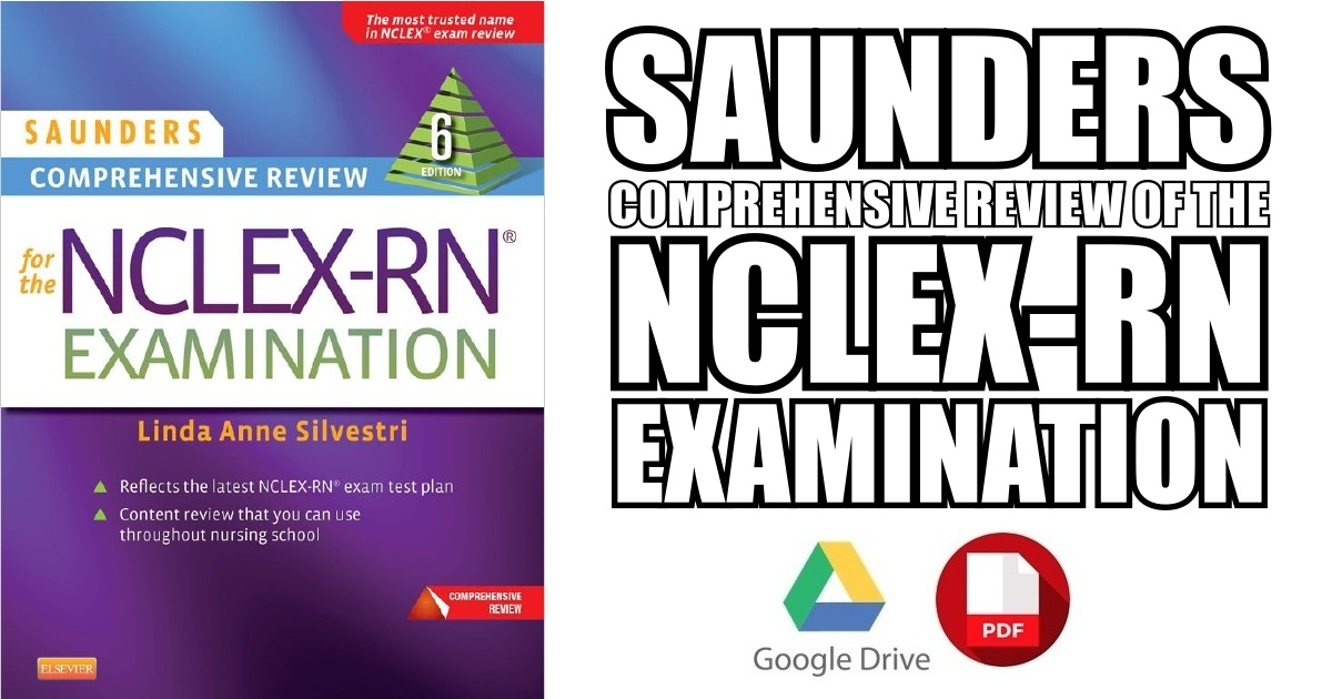 Download saunders comprehensive review for the nclex-rn® examination,….