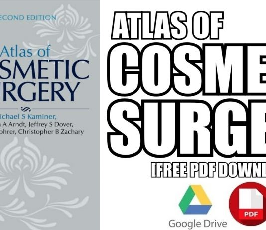 Atlas of Cosmetic Surgery 2nd Edition PDF