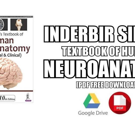 Inderbir Singh's Textbook of Human Neuroanatomy PDF