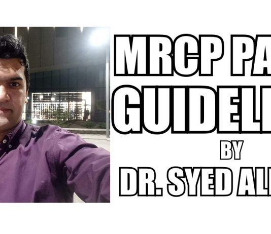MRCP Part 2 Guidelines