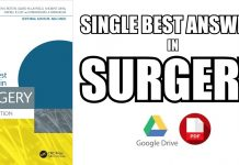Single Best Answers in Surgery PDF
