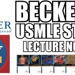 Becker's USMLE Step 1 Lecture Notes PDF