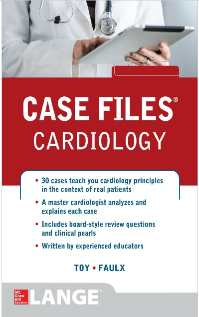 Case Files Cardiology PDF