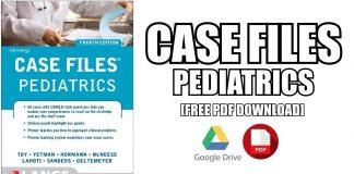 Case Files Pediatrics PDF