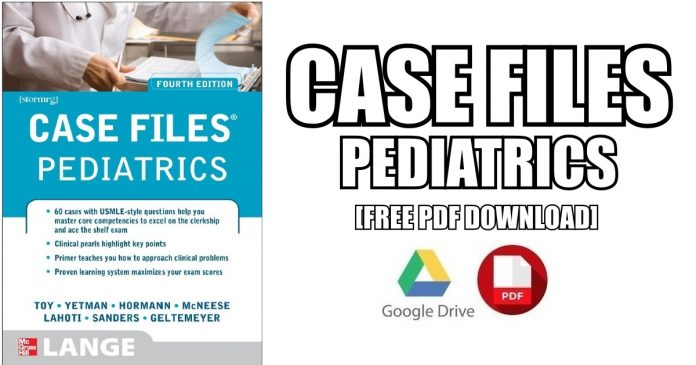 Case Files Pediatrics PDF