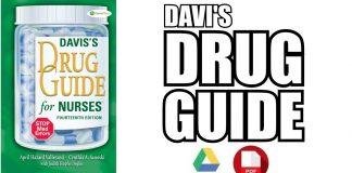 Davis's Drug Guide for Nurses PDF