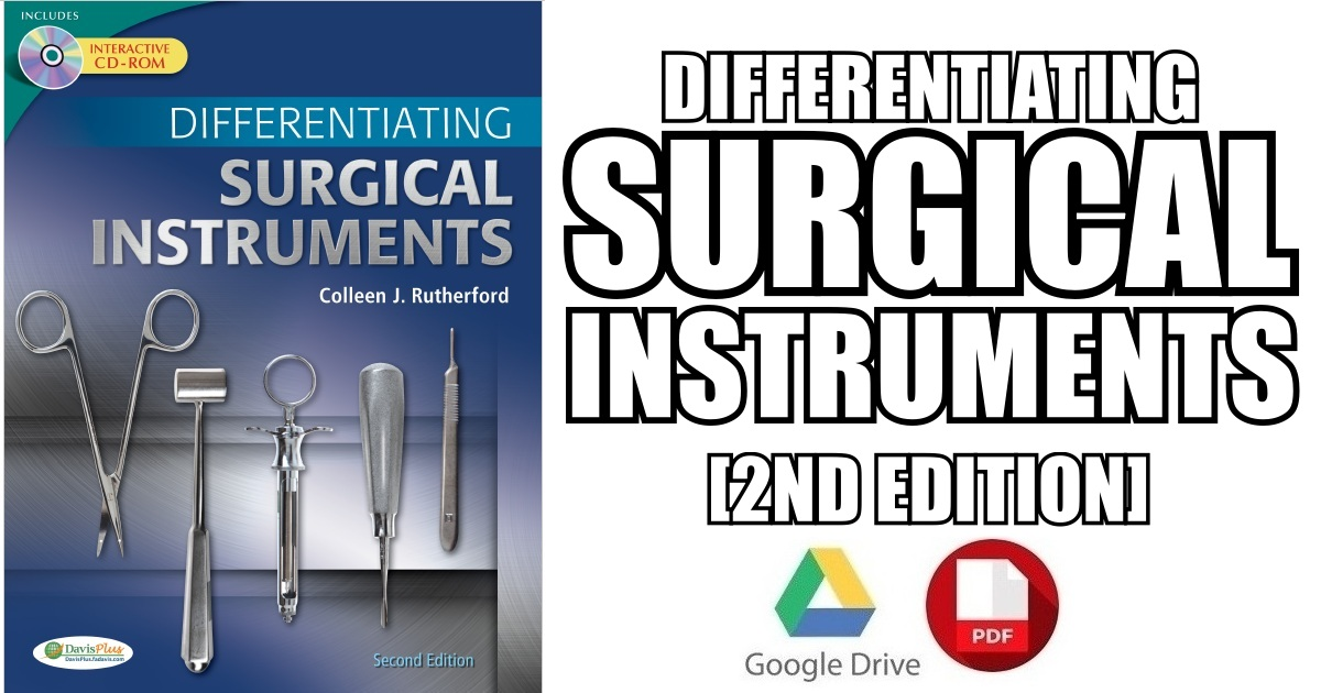 Differentiating Surgical Instruments 2nd Edition PDF