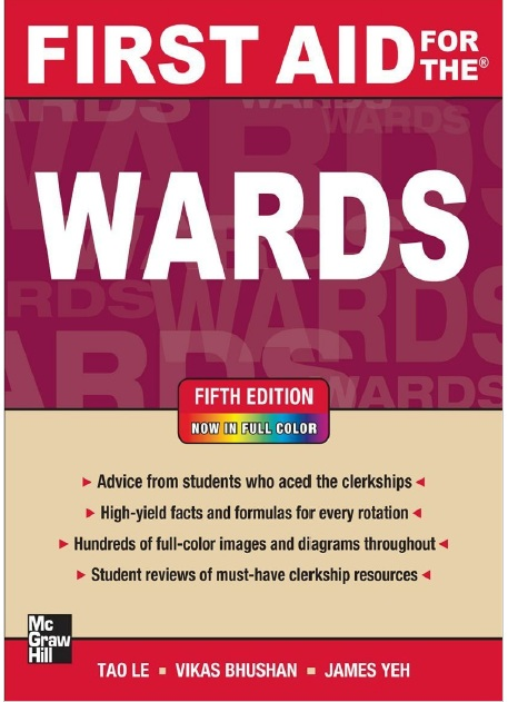 First Aid for the Wards 5th Edition PDF