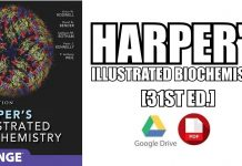 Harper's Illustrated Biochemistry 31st Edition PDF