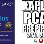 Kaplan PCAT Prep Plus 2018-2019 PDF