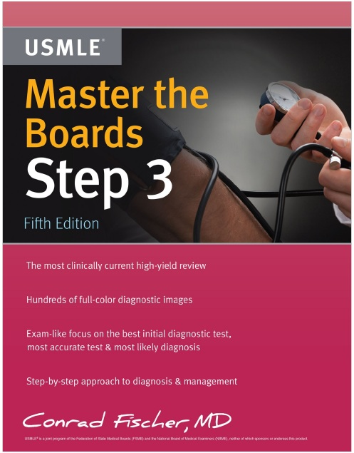 Master the Boards USMLE Step 3 5th Edition PDF