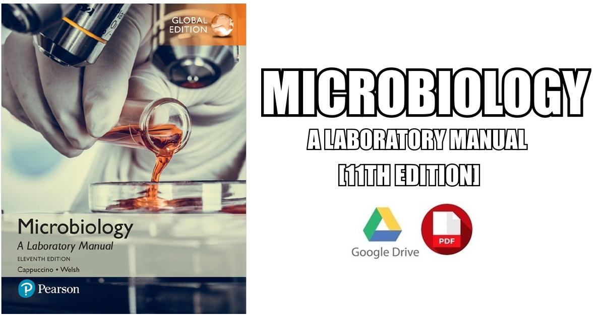 Microbiology: A Laboratory Manual PDF
