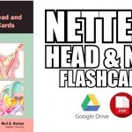 Netter's Advanced Head & Neck Flash Cards PDF